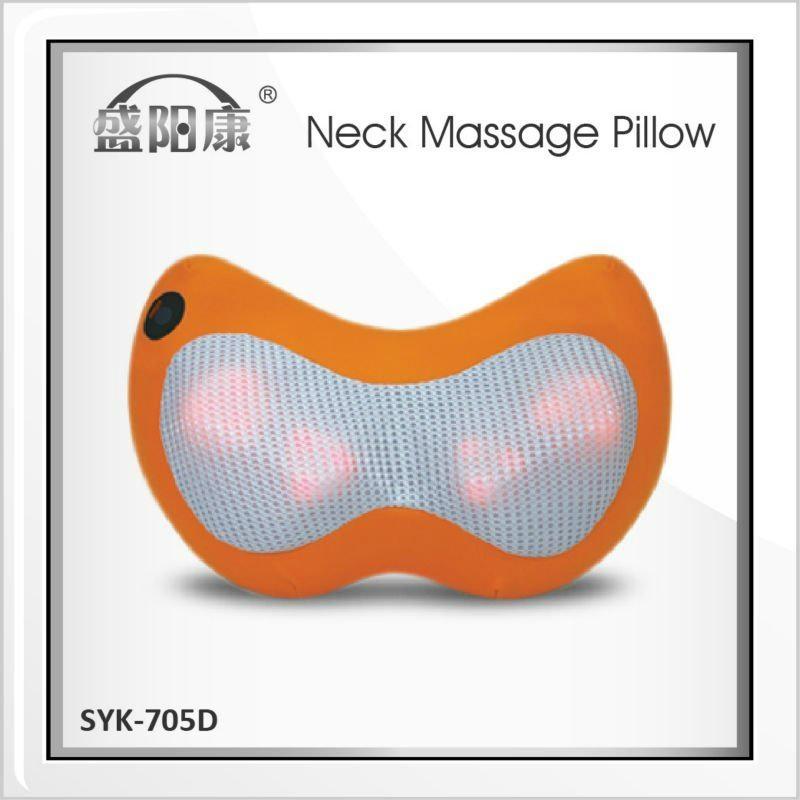 Car and Home Use Shiatsu Massage Pillow 1