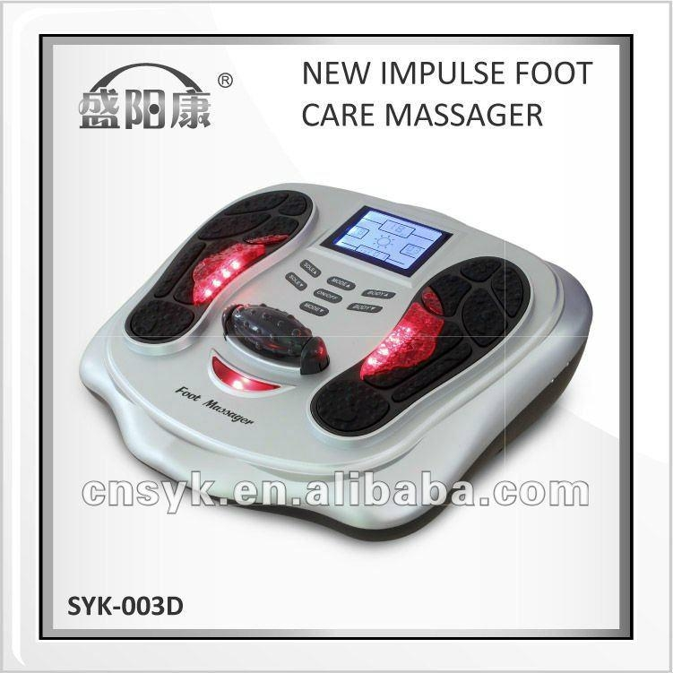 Infrared function foot care massager  1