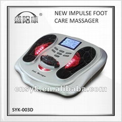 Infrared function foot care massager