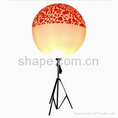 LED inflatable light balloon