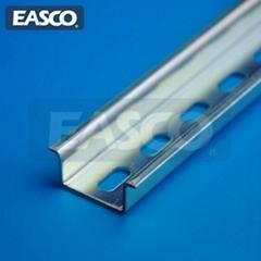 EASCO Galvanic Zinc Plating Steel Din Rail