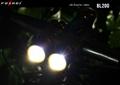 20W CREE LED Bicycle head light 1600 Lumens BL200  4