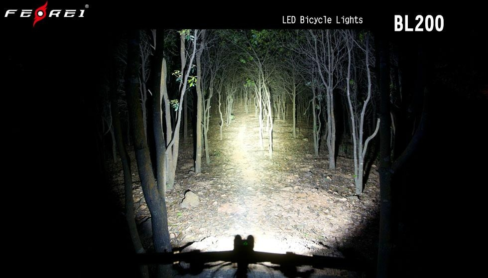 20W CREE LED Bicycle head light 1600 Lumens BL200  5