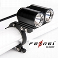 bicycle accessories LED bike light Ferei BL800F  3
