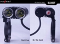 bicycle accessories LED bike light Ferei BL800F  4