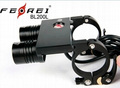 20W high power bike light for night racing BL200L