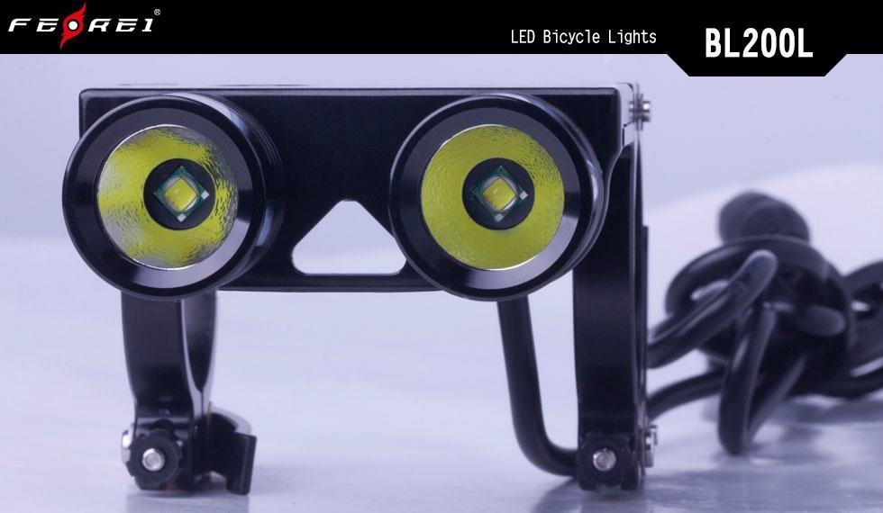 20W high power bike light for night racing BL200L  3