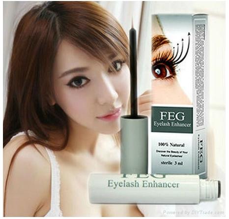 100% Effective FEG Natural Eyelash Growth with our Eyelash Serum  1