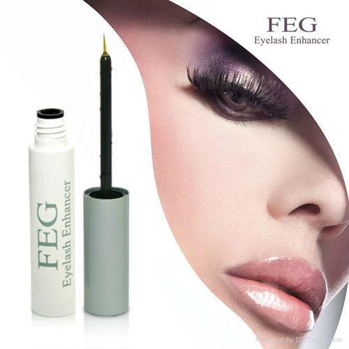 100% Effective FEG Natural Eyelash Growth with our Eyelash Serum  2