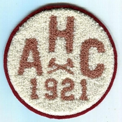 Chenille patch
