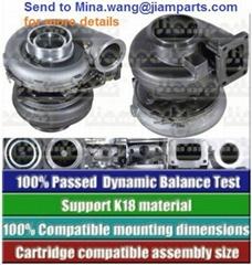 turbochargers TD04-12T/4 for Mitsubishi engine