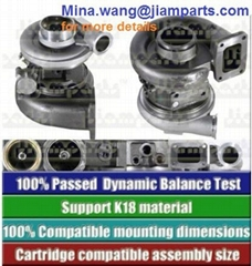 turbochargers GT2052V for Nissan Mistral
