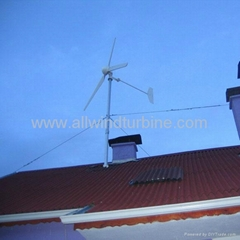 Home Wind Turbine 1KW Can Be Installed Rooftop