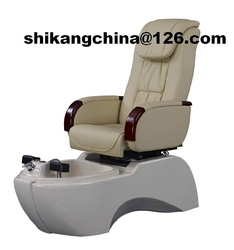 AK 2010G Moderm Style Economic Foot Care Pedicure Spa Massage Chair For Sale
