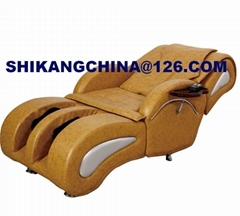 SK-A06 modern electric vibrator massage bed