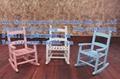 Wooden children chair