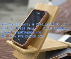bamboo mobile phone shell for Apple iPhone