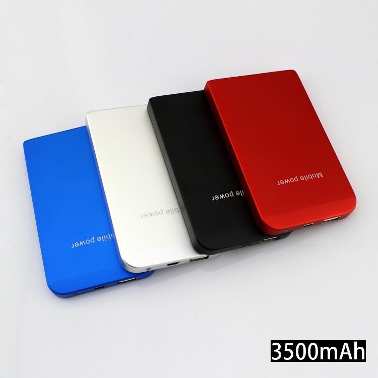 P-3500手机充电宝3500mAh容量 2