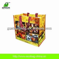 Recycleble PP 120g Laminated Non Woven Bag