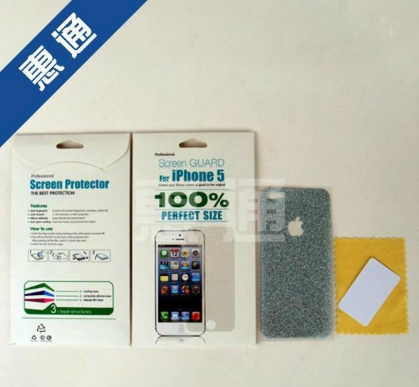 Sparkling Diamond Screen Protector for Iphone/Ipad 5