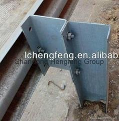 Galvanzed Steel W beam barrier