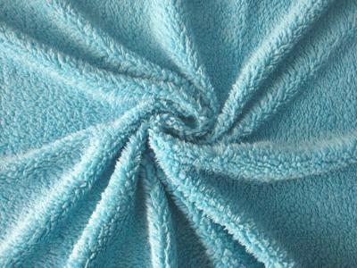 100%polyester polar fleece for blanket 1