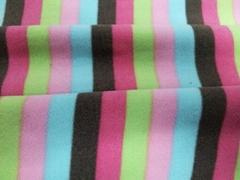 shear plush for blanket  fabric