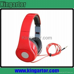 High quality DJ Foldable stereo headphone for computer (Hot Product - 1*)