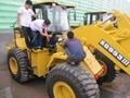 wheel loader scale