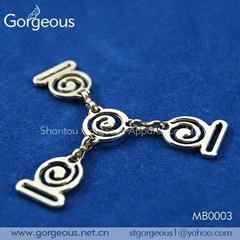 Metal lingerie strap accessories