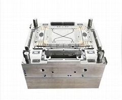 plastic injection mold plastic mould house appliance LCD-TV Series mold