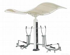 Landscape Fitness (Umbrella Structure) -Elliptical Trainer