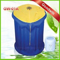 Portable Beauty Spa Sauna gw-01A