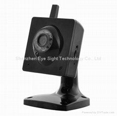 P2P 10pcs Ф5 IR LED IP Camera with H.264 Compression