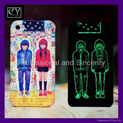 light glow series mobile phone accessories