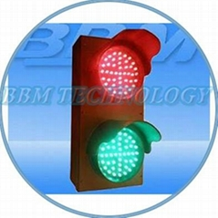 100mm red green Factory Direct Sell Led Traffic Signal Light