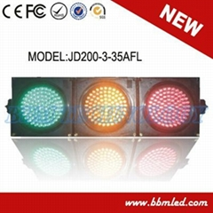 200mm RGY easy to install good price traffic signal lights