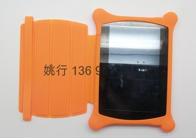 7寸平板硅胶保护套 1