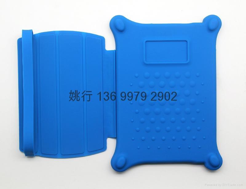 7寸平板硅胶保护套 2