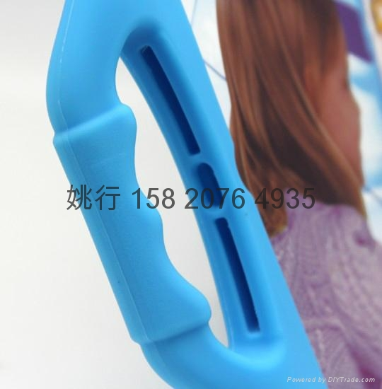 ipad 5 硅胶套环保套 3