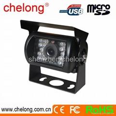 car camera 1/3inch SHARP COLOR CCD Ip66 waterproof
