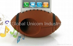 Silicone iPhone 4/4S Sports Speaker