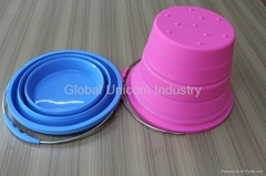 Silicone Foldable Busket