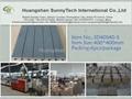 WPC DIY tile in size 400*400mm