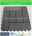 WPC DIY tile-1 size300*300mm