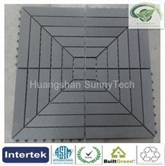 Outdoor WPC DIY tiles-15