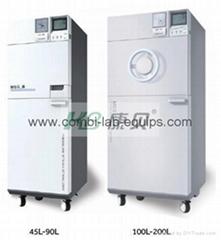 Vertical Pulse Vacuum Steam Sterilizer