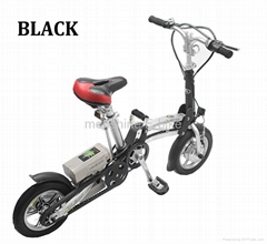 Menshine One Second  Folding &  Electric Bike