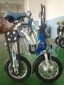 Menshine One Second Folding & Open  Electric Bike 4
