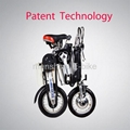 Menshine One Second  Folding &  Electric Bike 3
